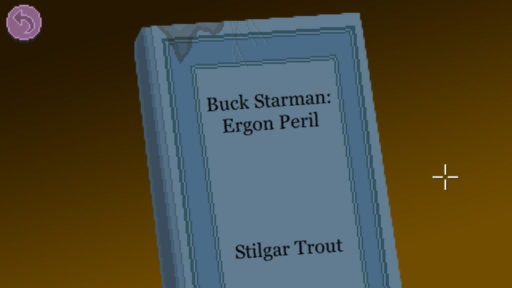 Cover of 'Buck Starman: Ergon Peril', by Stilgar Trout